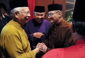Pakatan pembangkang masih kabur - PM Najib