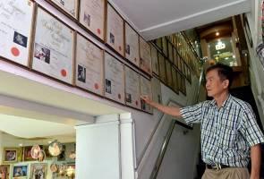 Kedai gambar 71 tahun di Perak bakal ditutup