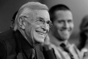Pemenang Oscar, Martin Landau meninggal dunia pada usia 89 tahun