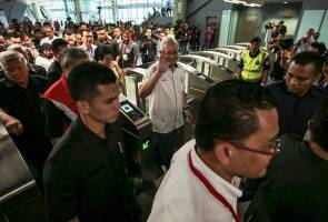 PM Najib hopes local companies involved in MRT SBK explore new markets