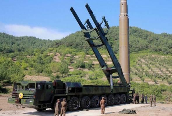 Malaysia kutuk pelancaran peluru berpandu Korea Utara