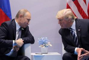 Putin, Trump hell-bent on defeating ISIS in Syria