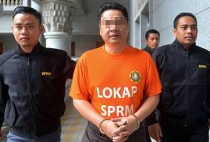 Pemimpin Dewan Perniagaan di Perak direman 2 hari