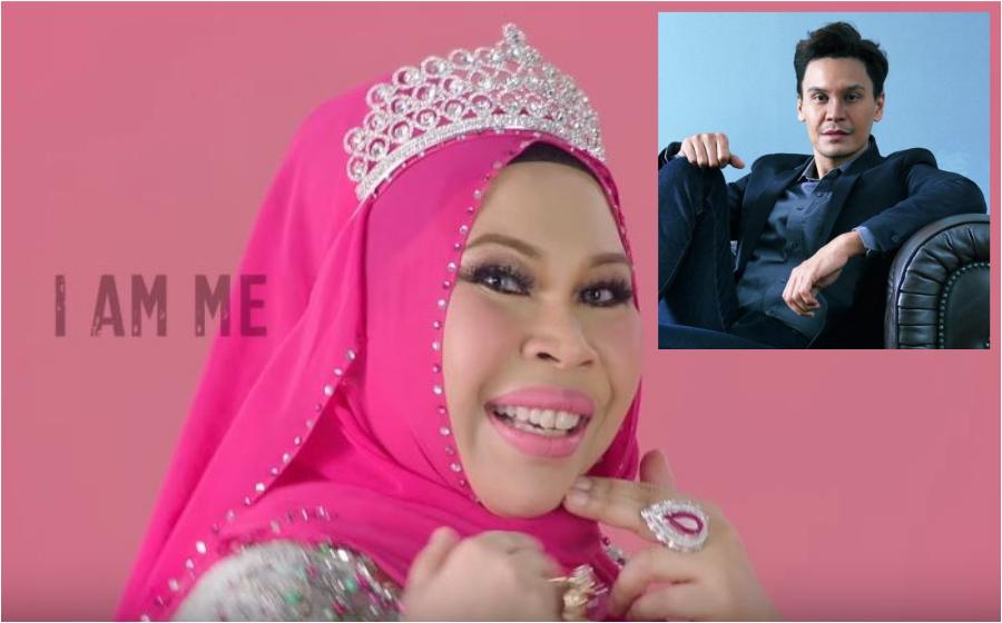 Edry memang sengaja mahu lagu Datuk Seri Vida, I Am Me jadi viral