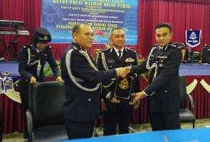 Perjawatan polis di Bagan Datuk dipercepatkan