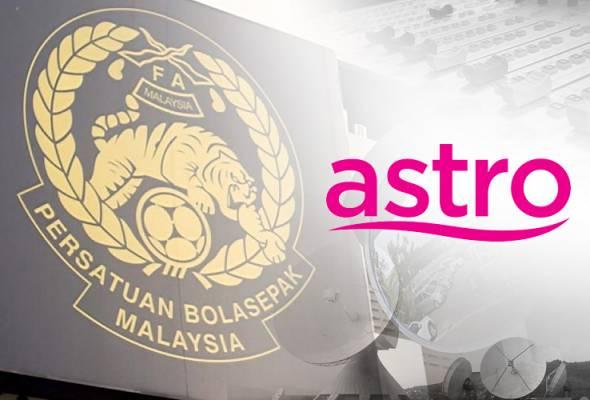 Astro mengesahkan sedang mengadakan rundingan dengan FAM untuk mendapatkan hak penyiaran Liga Malaysia (Liga M), musim depan.