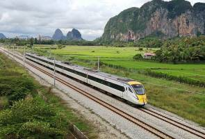 Bombardier keen to support KL-SG HSR