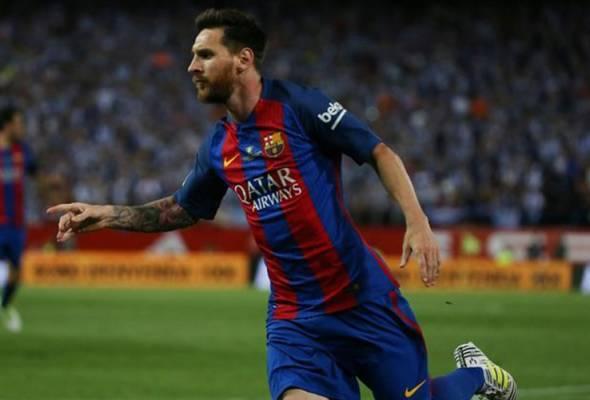 Henry: Messi tiada pengganti