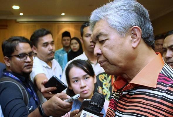 Orang luar usah campur tangan politik Bagan Datuk - TPM Zahid