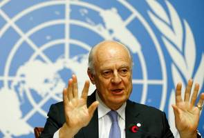 Latest peace talks on Syria end without major breakthrough