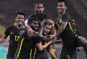 Malaysia atasi Myanmar 2-0 pada aksi persahabatan antarabangsa