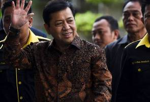 Indonesian watchdog names parliamentarian as suspect in corruption case
