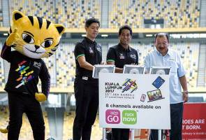 Astro brings eight dedicated channels for SEA Games 2017 coverage