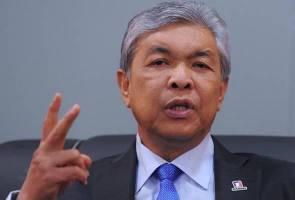 Ada keperluan untuk wujudkan satu lagi jawatan Timbalan KPN - TPM Zahid