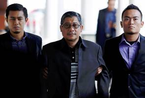 Penang Tithe CEO charged again for corruption