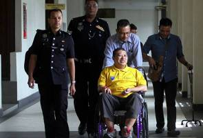 Lawyer charged with CBT over house purchase involving RM402,500
