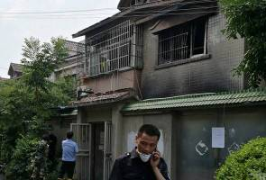 Fire in eastern China kills 22, injures three