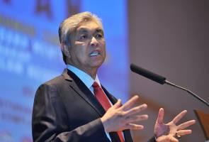 Perhimpunan Pakatan Harapan dibenarkan jika penuhi syarat  - TPM Zahid