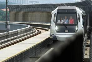 Jangan rakyat balas jasa MRT dengan 'tuba'