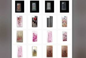 Nearly 275,000 iPhone cases decorated with liquid glitter recalled after causing chemical burns