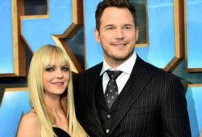 Actors Chris Pratt, Anna Faris announce they are separating