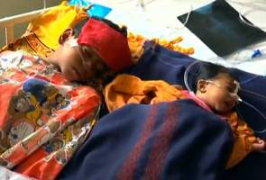 30 children die in hospital in northern India - medical official