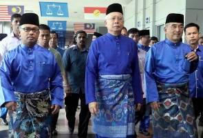 'Parti bunga' berteraskan nafsu dan dendam tidak dapat tandingi UMNO - PM Najib