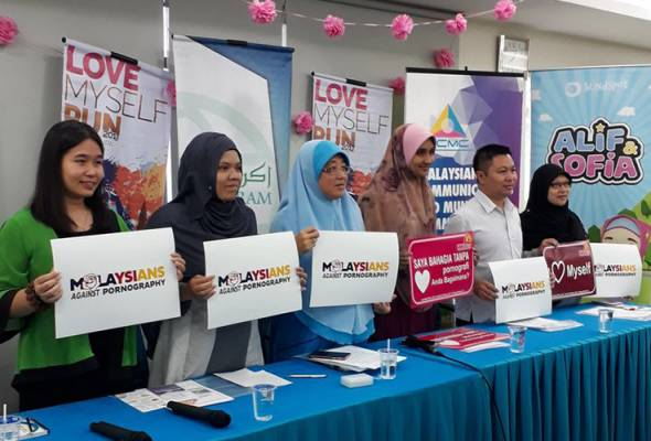 Malaysians Against Pornography: Perang berhabis-habisan terhadap barah pornografi