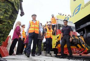 More local rail operators needed to handle freight, cargo services - Liow