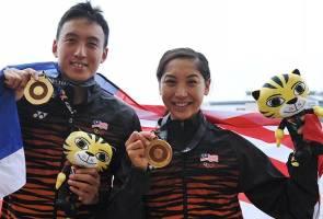 SEA Games: Yeap, Gan bag 10km open water swimming gold for Malaysia
