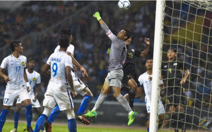"""10 kali saya selamatkan gol, orang takkan ingat..."" - Haziq Nadzli"
