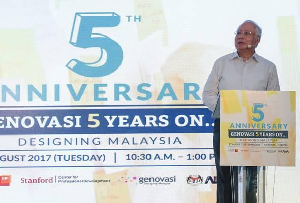 Penjawat awam 'senior' perlu terima idea, inovasi penjawat awam 'junior' - PM Najib