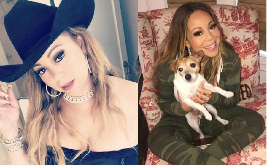 Tak terima diejek gemuk, Mariah Carey kongsi foto terbaharunya