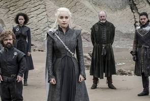 Zombies, romance and revenge drive record 'Game of Thrones' ratings