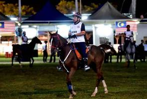 INFOGRAFIK: Pencapaian Sultan Mizan di Sukan SEA 2017