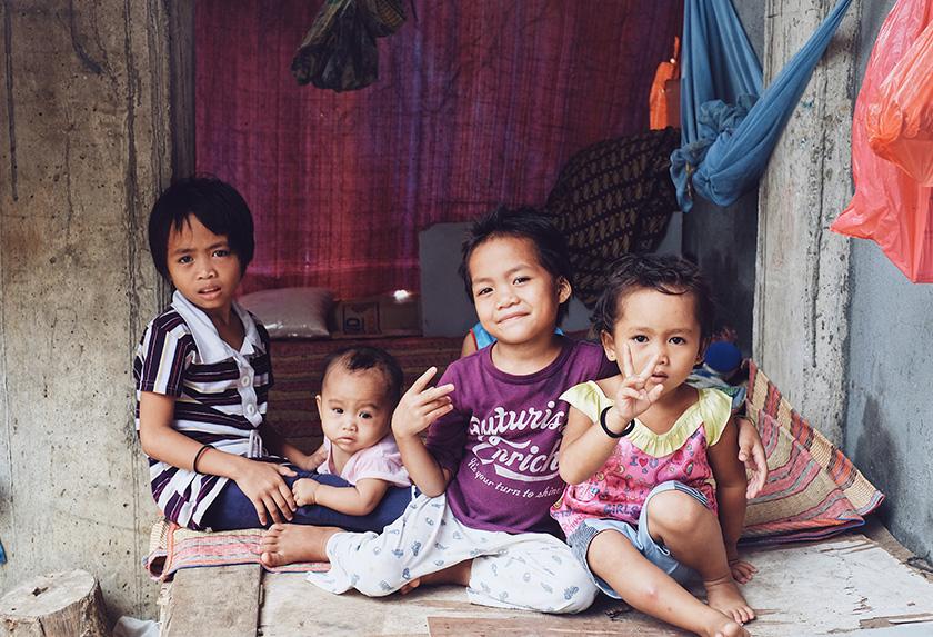 Berjanji tidak akan kembali ke Marawi, Ali Nur berkata, dia bercita-cita untuk menyekolahkan semua anaknya. Foto Karim Raslan
