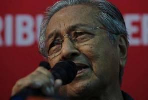 Sales tax must be restored, if we abolish GST -  Tun Mahathir