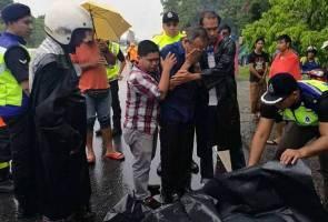 Anak wakil rakyat Kedah maut kemalangan