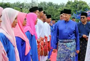 Pagoh UMNO matured politics should be accepted, respected by all - Ahmad Zahid