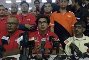 Kekecohan Nothing to Hide 2.0: Armada dakwa serangan disasar kepada Tun Dr Mahathir