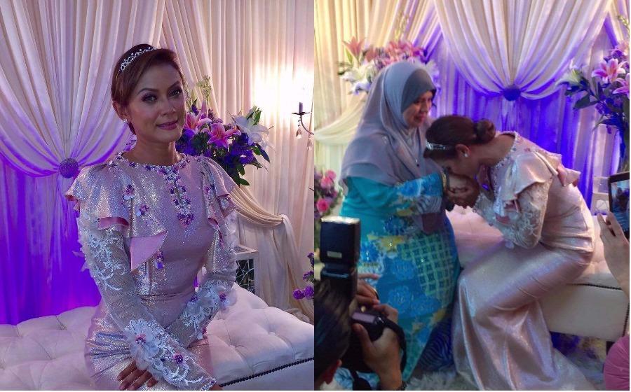 Nita Malaysian Idol selamat bertunang