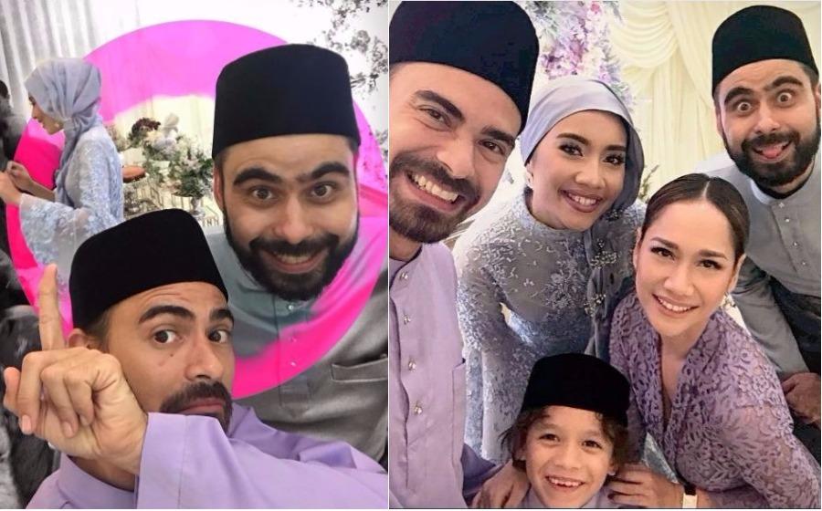 Rasa gembira Yuna bakal jadi sebahagian besar keluarga kami - Ashraf Sinclair