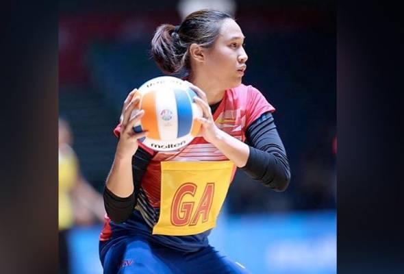 Najwa pemain bola jaring pertama berkelana ke luar negara