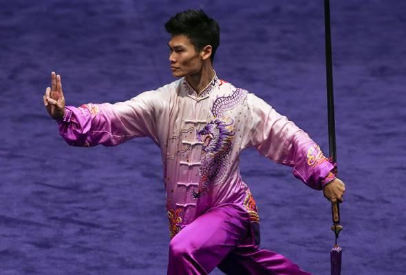 Wushu: Mun Hua, Jack Chang gondol emas