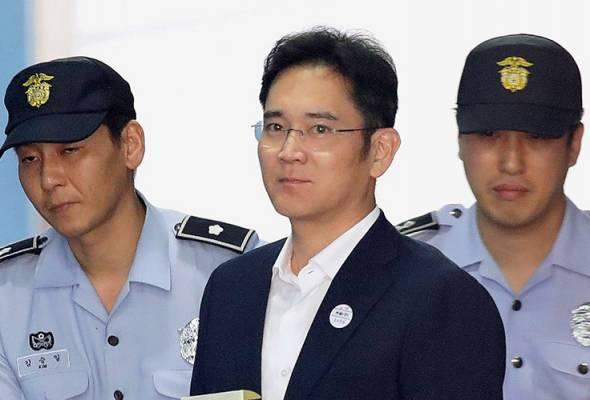 Pewaris Samsung antara delegasi Sidang Kemuncak Antara Korea