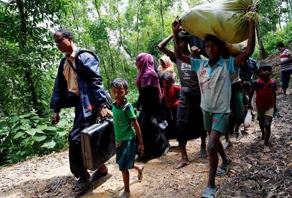 Jangan sebar tohmahan terhadap pelarian Rohingya - ABIM