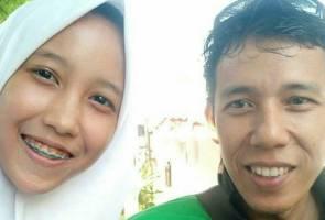 """Order Grab dapat papaku sendiri"" - Gadis bertemu bapa selepas terpisah"
