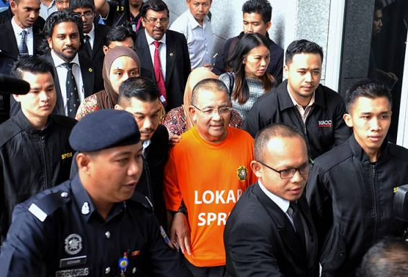 Datuk Azam Baki said the commission is still awaiting results of the investigation before it can carry out any follow-up action.