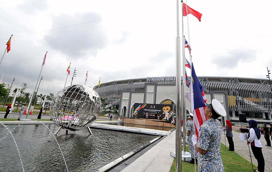 Sukan SEA, Kuala Lumpur 2017, SEA games,