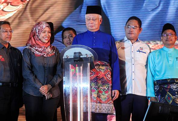 PM lancar Digital Langkawi 2017